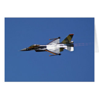 F16 Fighting Falcon Greeting Cards