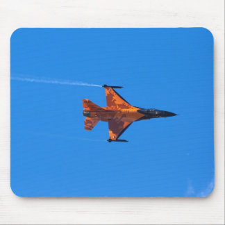 F16 Fighting Falcon Mouse Pad