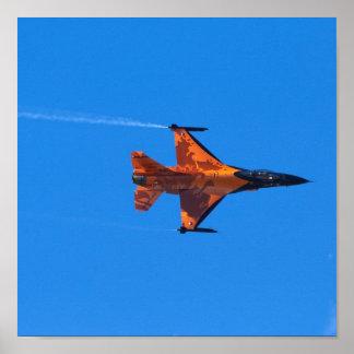 F16 Fighting Falcon Print