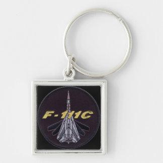 f-111 aardvark key ring