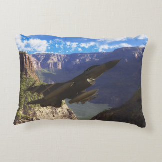 F-16 Fighting Falcon Accent Cushion