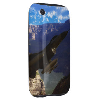 F-16 Fighting Falcon Tough iPhone 3 Cover