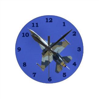 F-16 Fighting Falcon Electric Jet Clocks