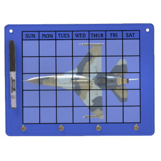 F-16 Fighting Falcon Electric Jet Dry-Erase Whiteboards
