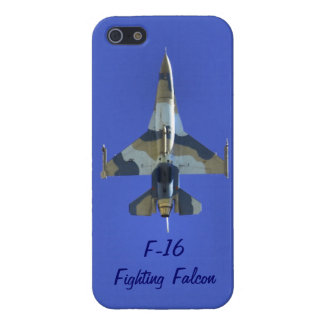 F-16 Fighting Falcon Electric Jet iPhone 5/5S Case