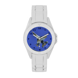 F-16 Fighting Falcon Electric Jet Wristwatches