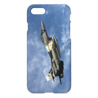 F-16 Fighting Falcon in Flight iPhone 7 Case