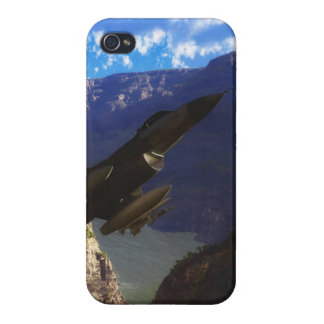 F-16 Fighting Falcon Case For iPhone 4