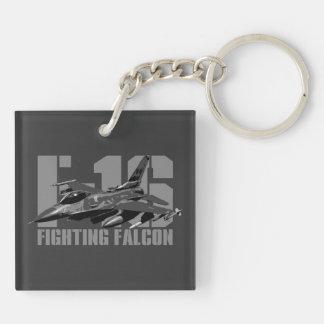 F-16 Fighting Falcon Key Ring