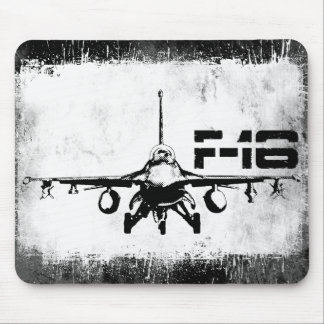 F-16 Fighting Falcon Mousepad