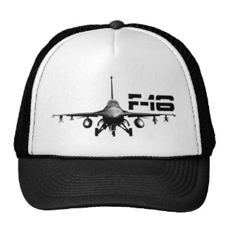 F-16 Fighting Falcon Trucker Hat