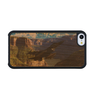 F-16 Fighting Falcon Carved® Cherry iPhone 5C Slim Case