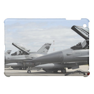 F-16 Fighting Falcons await to launch iPad Mini Cases
