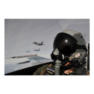 F-16 Fighting Falcons Poster