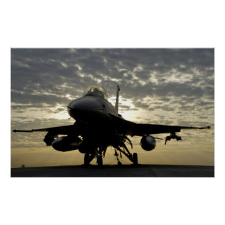 F-16C Fighting Falcon Poster