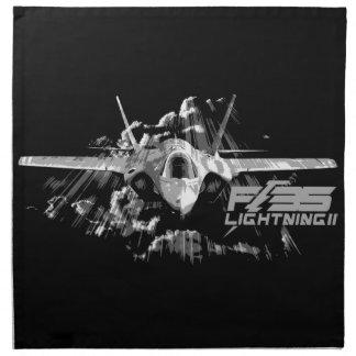 F-35 Lightning II Cloth Napkins (set of 4) dinner