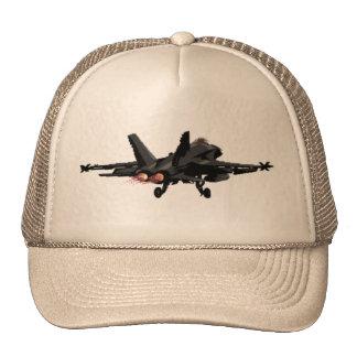 F/A-18 Hornet  Fighter Jet Trucker Hat