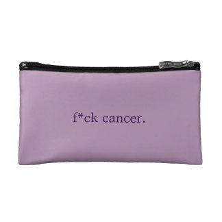 f*ck cancer. makeup bags