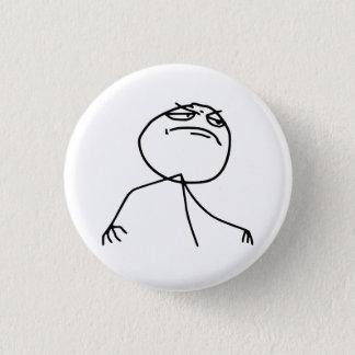 F Yea Rage Face Meme 3 Cm Round Badge