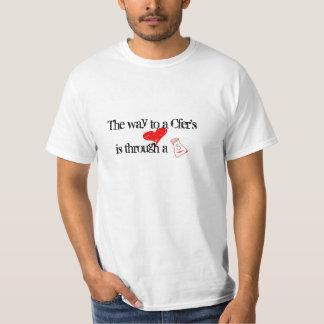 fa) The way to a CFer's heart is through salt! T Shirt