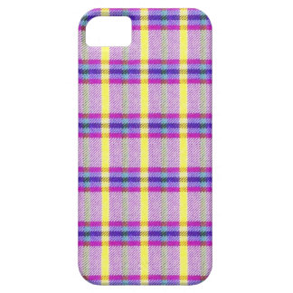 Fabric Checks modern design trend latest style fas iPhone 5 Covers