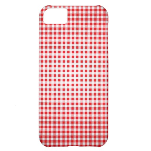 Fabric Checks modern design trend latest style fas iPhone 5C Cases