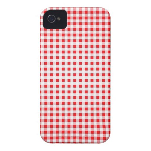 Fabric Checks modern design trend latest style fas iPhone 4 Cover