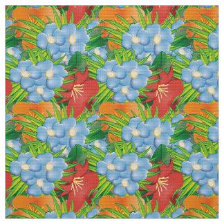 Fabric of tropical splendor
