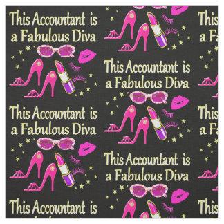 FABULOUS DIVA ACCOUNTANT DIVA FABRIC