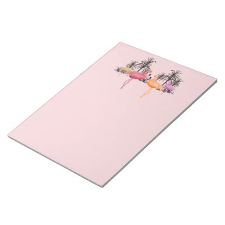 Fabulous Flamingos Notepads