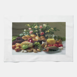 FABULOUS FOOD FEAST KITCHEN TOWEL