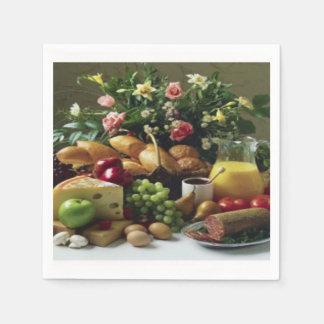 FABULOUS FOOD FEAST PAPER NAPKINS