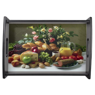 FABULOUS FOOD FEAST SMALL SERVING TRAY