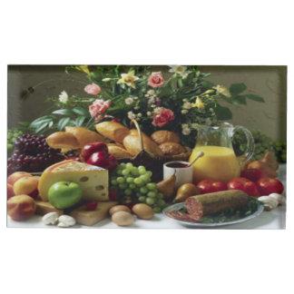 FABULOUS FOOD FEAST TABLE CARD HOLDER