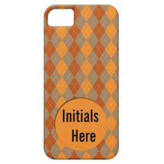 Fabulous Geek Plaid! iPhone 5 Cases