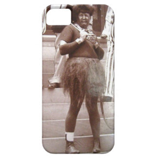 Fabulous Vintage Circus Freak Case For The iPhone 5