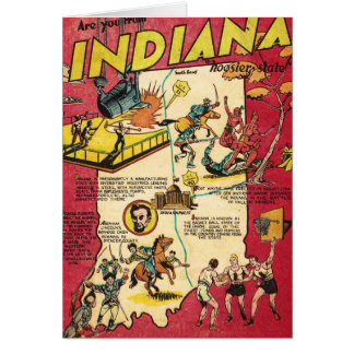 Facts About Indiana Card