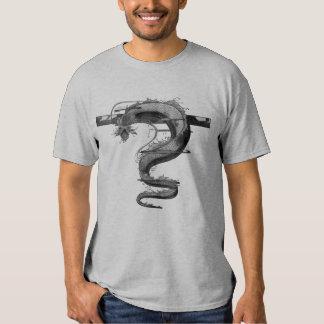 Factual Sea Serpent Tee Shirt