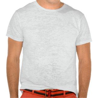 Faded tie-dye shirt