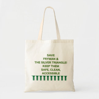 Fair Parking Policy and Traffic Safety Shopper Tote Bag