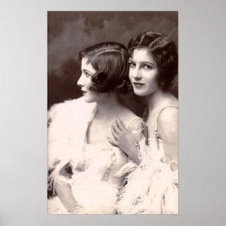 Fairbank sisters poster