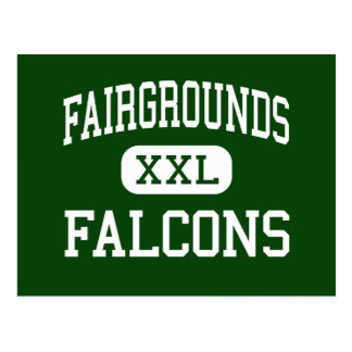 Fairgrounds - Falcons - Junior - Nashua Postcard