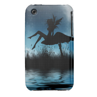 Fairy Fantasy iPhone 3G Case-Mate Barely There iPhone 3 Case-Mate Cases