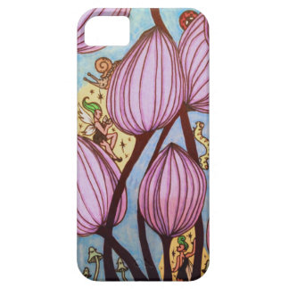 Fairy Flower Garden iPhone 5 Covers
