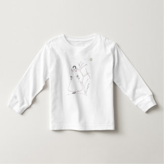 Fairy in the woods tshirt
