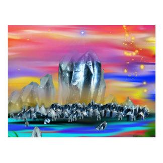 Fairy Island Postcard