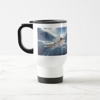 Fairy Plastic Travel Mug
