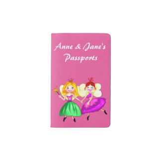 fairy princess holding hands pocket moleskine notebook