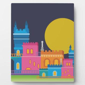 Fairy Tale Castle Plaque