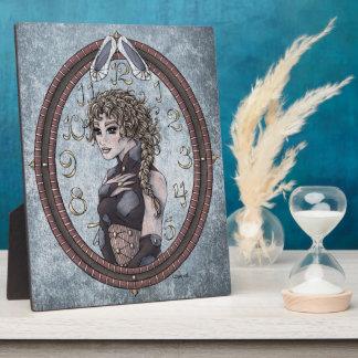 """Fairy Tale """"Cinderella"""" 8x10 Fantasy Art Plaque"""